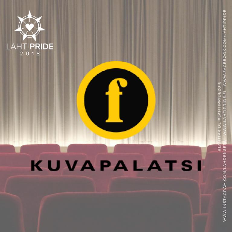 Finnkino Lahti Pride 2018