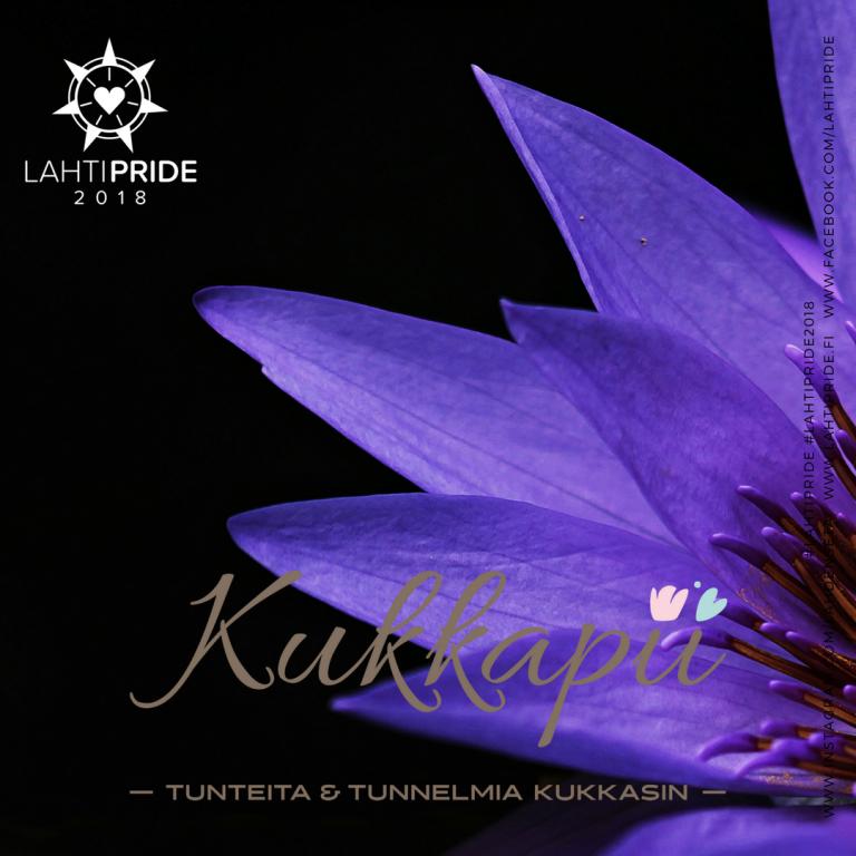 Kukkapii Lahti Pride 2018